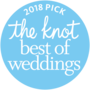 TheKnot.com Best of Weddings 2018 | Orlando Wedding Photographers | The Knot Best of Weddings Hall of Fame Orlando Wedding Photographers Uptown&More