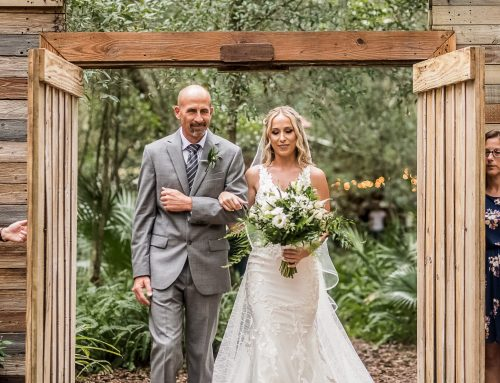 Rustic Charm Wedding At Bridle Oaks: Chase & Nicole